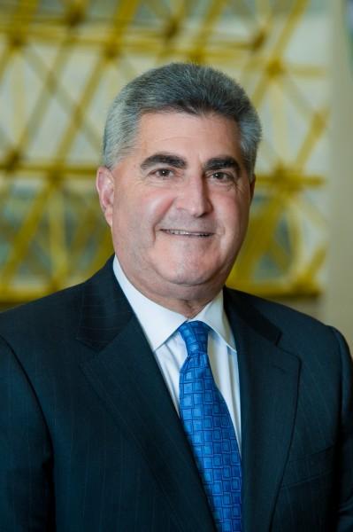 Ben Asen Portrait Photo: Berdon accountant in New York