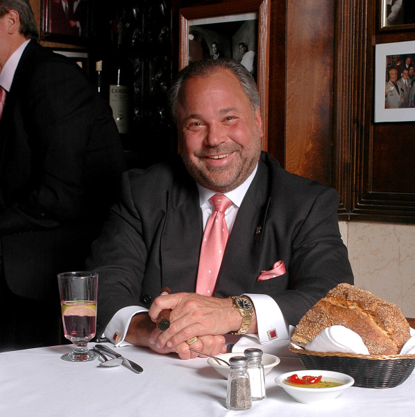 Ben Asen Portrait Photo: Bo Dietl, Private Investigator and most decorated New York City police officer in history