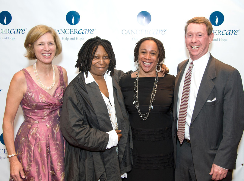 Ben Asen Event Photo: Cancer Care Gala with Actress and Comedian Whoope Goldberg & Actress S. Epatha Merkerson