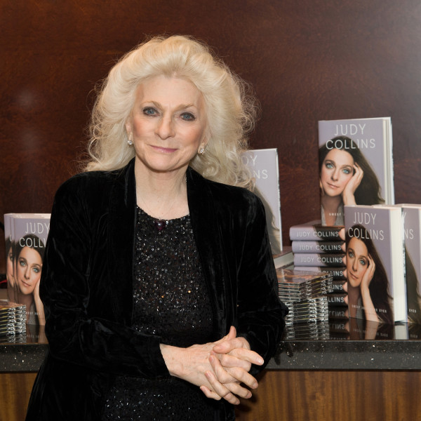 Ben Asen Event Photo: Judy Collins Book Signing of Her Memoirs