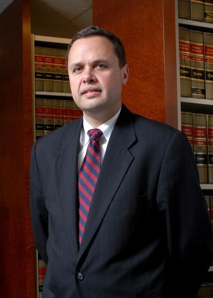 Ben Asen Portrait Photo:Paul Gardephe, United States Federal Judge, former United States Attorney
