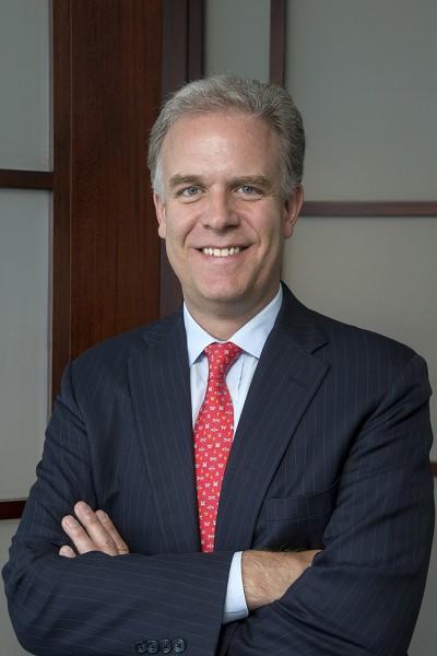 Ben Asen Portrait Photo: Erik Knutzen, chief investment officer, Neuberger Berman, pension and investments magazine