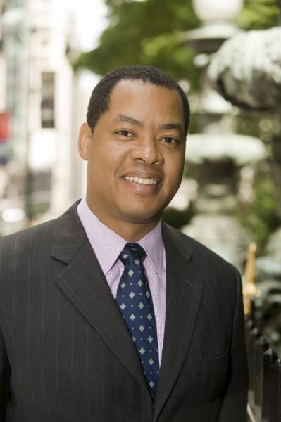 Ben Asen Portrait Photo: Andrew Titus, New York City Attorney, Outdoor Environmental Portrait