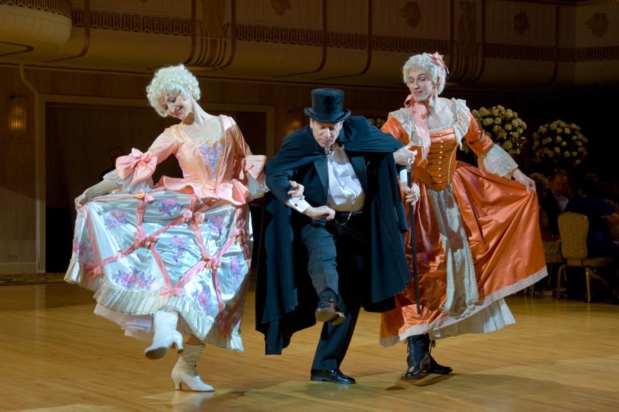 Ben Asen Event Photo: Viennese Opera Ball