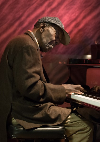 Ben Asen Editorial Photo: Jazz Pianist playing at he Jazz Foundation of American in New York City